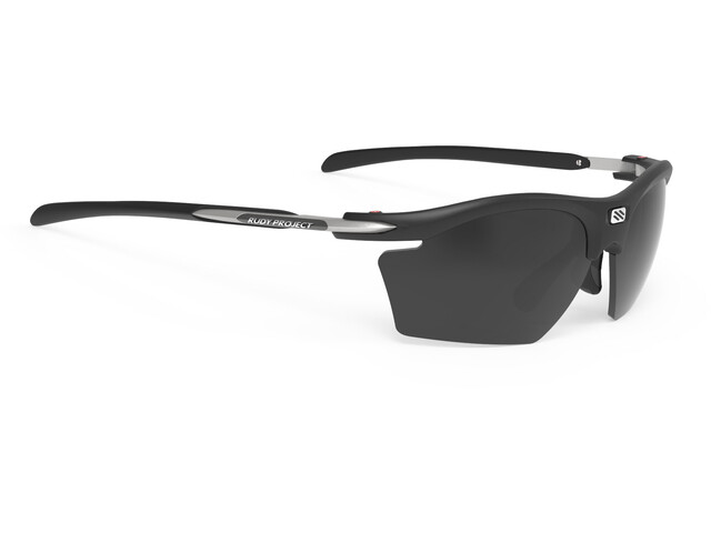 Rudy Project Rydon Slim Okulary rowerowe, matte black - rp optics smoke black